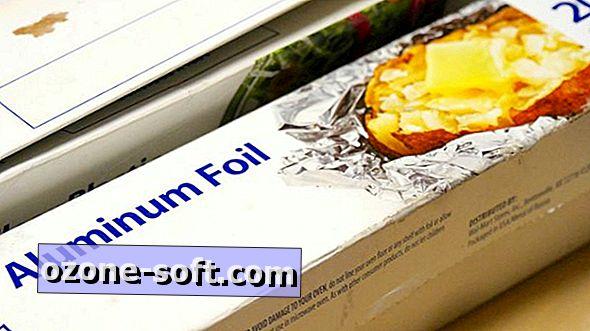 10 geniale måder at bruge aluminiumsfolie til mere end bare bagning