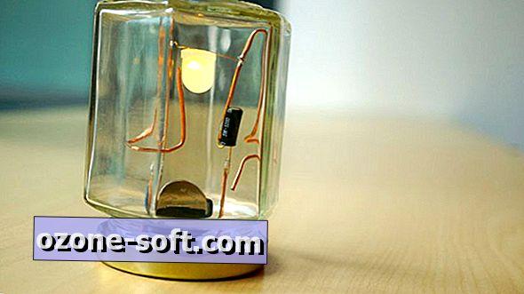 Sukurkite savo LED pakreipimo žibintą