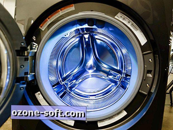 Dajte pračke hlbokú čistotu, aby ste odstránili plesňu a vrecko