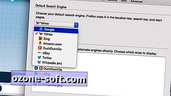 Как да премахнете Yahoo като по подразбиране търсачката на Firefox none Windows 7/8/10 Mac OS