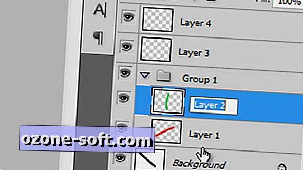 Saznajte Photoshop: slojeve none Windows 7/8/10 Mac OS