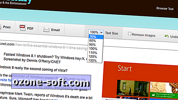 Bir Web sayfasını yazdırırken mürekkep tasarrufu yapın none Windows 7/8/10 Mac OS