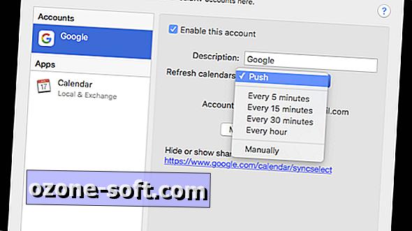 Włącz wypychanie aktualizacji Kalendarza Google dla gry Fantastical 2 na komputerze Mac none Windows 7/8/10 Mac OS