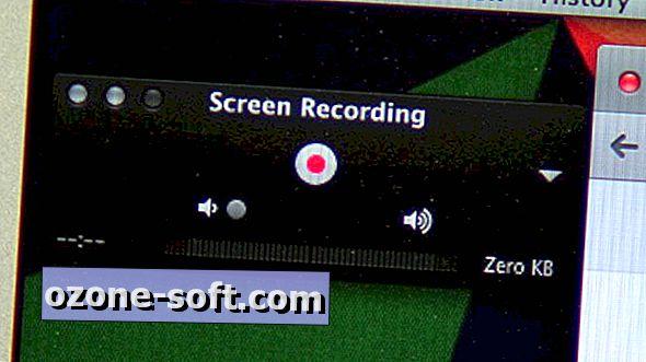 Posnemite zaslon računalnika z zvokom na računalniku Mac none Windows 7/8/10 Mac OS