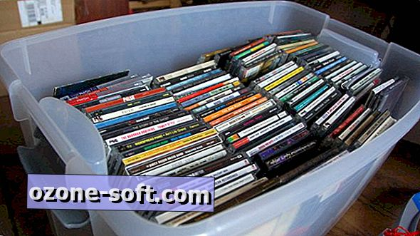 Mi a teendő a régi CD-gyűjteményével