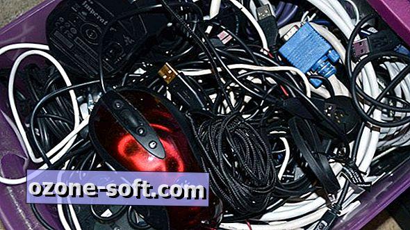 Forårsrengøring: Organiser din kabelskuffe none Windows 7/8/10 Mac OS
