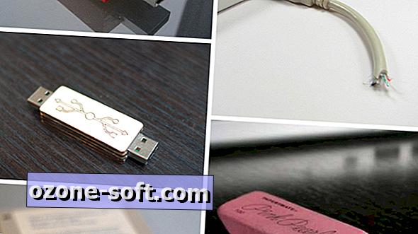 เจ็ดแฟลชไดรฟ์ USB DIY ที่ยอดเยี่ยมและผิดปกติ