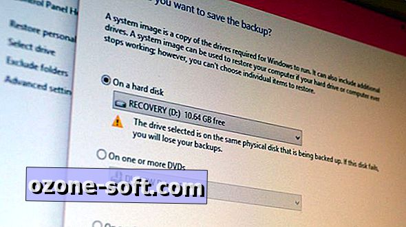 Ako vytvoriť obraz systému v systéme Windows 10