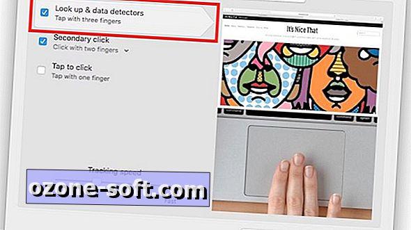 Nhấn để xem trước các liên kết trong Safari cho Mac OS X