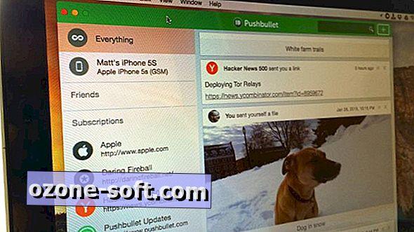 Pushbullet обединява Mac и iOS устройства