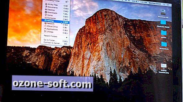 AirDrop-Dateien zwischen OS X Yosemite und iOS