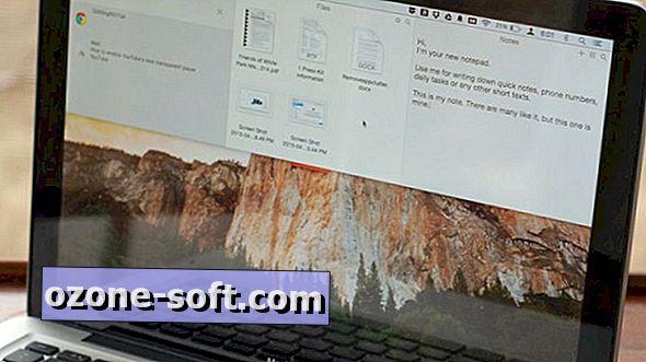 Fügen Sie Ihrem Mac mit Unclutter eine Junk-Schublade hinzu