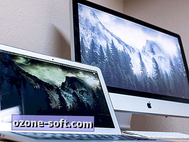 môžete pripojiť viac monitorov na MacBook Pro