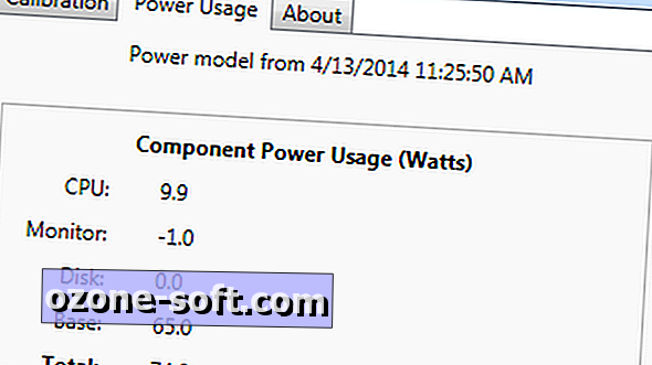 Aprēķiniet datora enerģijas patēriņu