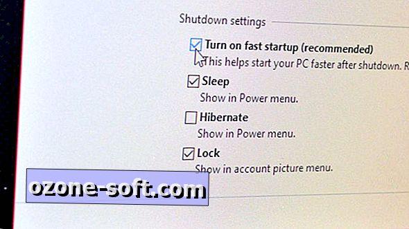Какво е бързото стартиране на Windows 10?