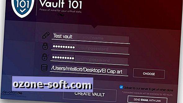 Erstellen und teilen Sie verschlüsselte Dateien mit der Mac-App Vault 101