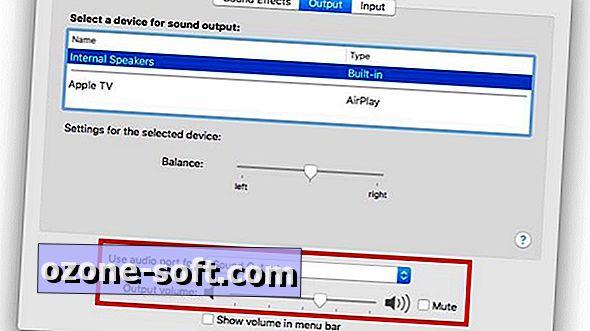 Come abbassare il volume del suono di avvio del tuo Mac