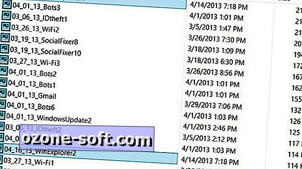 Oprava chyby výběru více souborů v systémech Windows 7 a 8