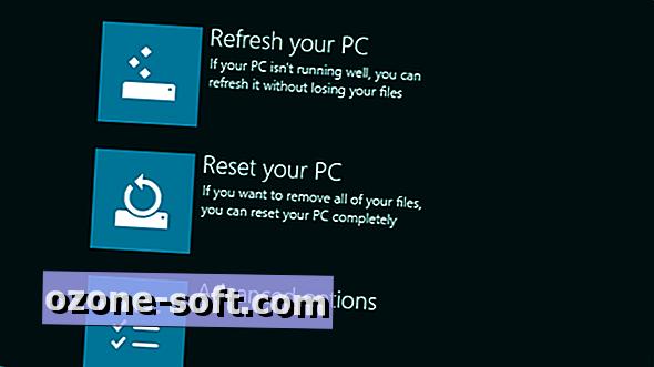 Comment utiliser les nouvelles fonctionnalités d'actualisation et de réinitialisation de Windows 8
