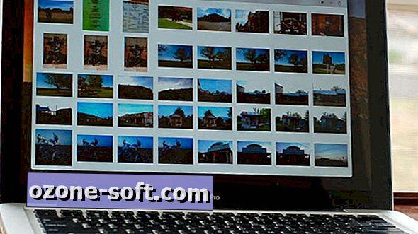 วิธีการนำทางเลย์เอาต์ใหม่ของ Photos for Mac