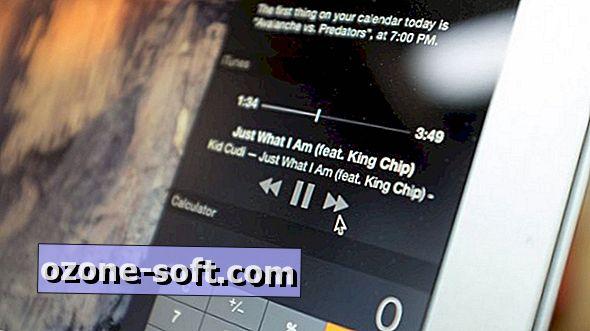 Juhtige iTunes oma Maci teavituskeskusest
