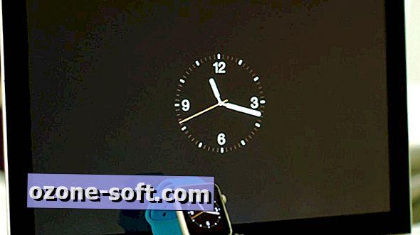 Få en Apple Watch skjermsparer på din Mac