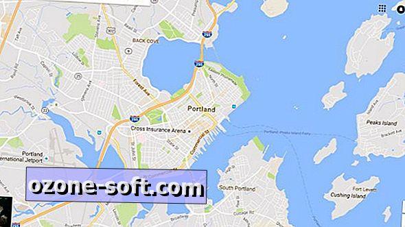 Upotrijebite prečac: Koristite tipkovnicu za navigaciju Google Kartama