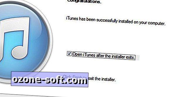Desinstallige iTunes täielikult ja installige uus koopia uuesti