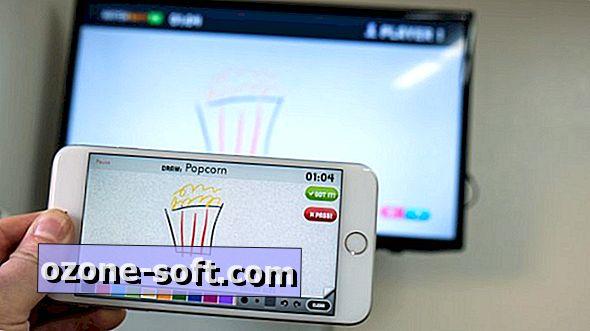 Uporabite SketchParty TV za Apple TV za zabavo družine te praznične sezone