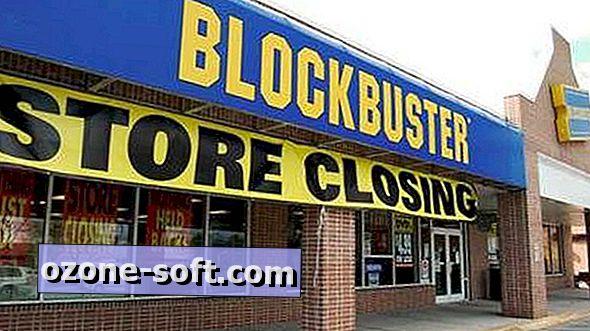 Kako najeti filme zdaj, ko je Blockbuster mrtev