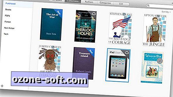 Viis nõuanded iBooksi kasutamiseks operatsioonisüsteemis OS X Mavericks