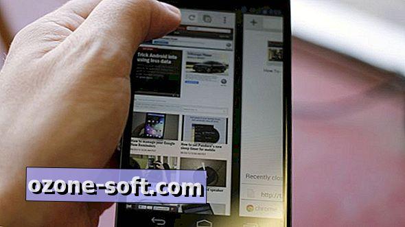 Tre gester i Chrome Beta til Android, som du skal vide