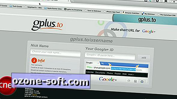 Como criar um URL de cortesia do Google+