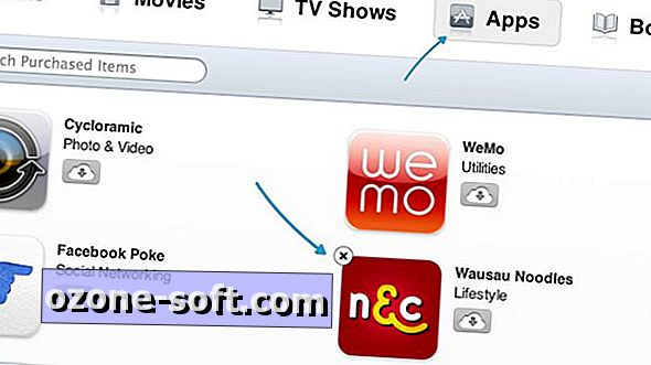 Como ocultar aplicativos comprados usando o iTunes