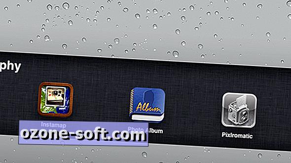 Πέντε διασκεδαστικές εφαρμογές φωτογραφιών για το iPad 2