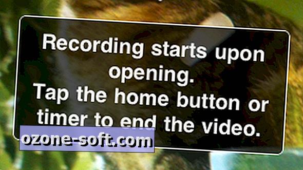 अपने iOS डिवाइस के साथ तेजी से वीडियो रिकॉर्डिंग शुरू करें