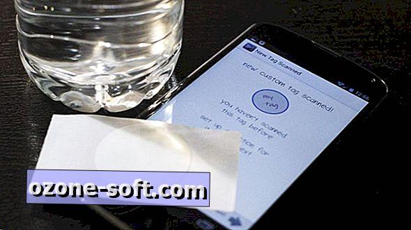 Verwenden Sie NFC-Tags, um Ihre Fitbit-Aktivitäten mit FitTap schnell zu aktualisieren