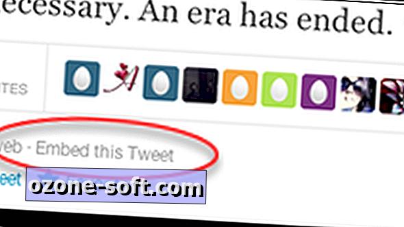 Wie man Tweets in ein Blog oder eine Website einbettet