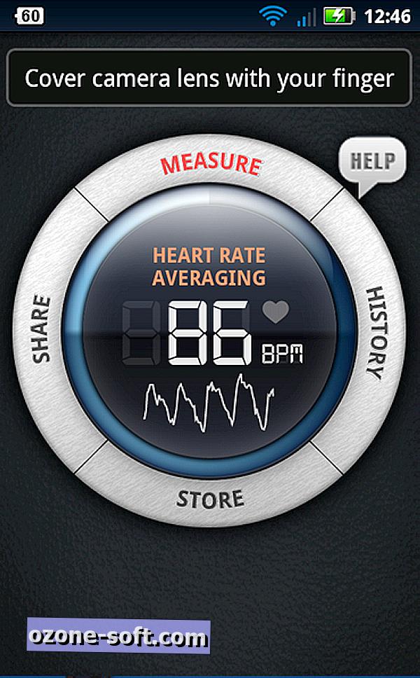 Herzfrequenz Messen Android