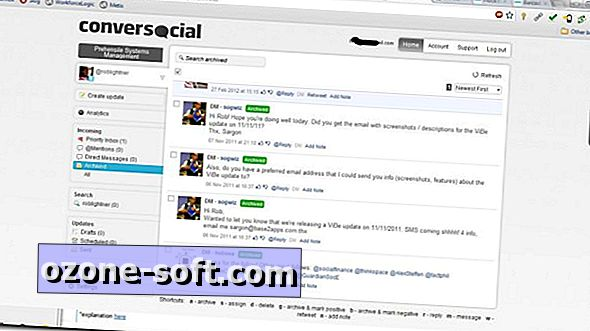 Upravljanje več računov Facebook in Twitter na enem mestu