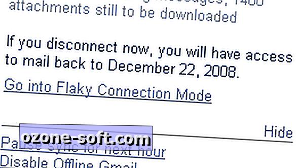 Gmail offline: giidiga ekskursioon