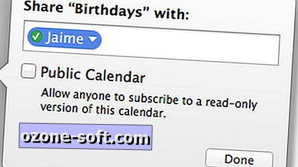 Jak udostępnić kalendarz iCloud za pomocą komputera Mac