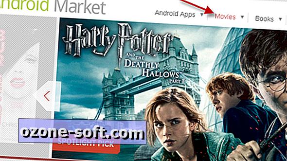 Jak wypożyczać filmy z Google Market w Androidzie