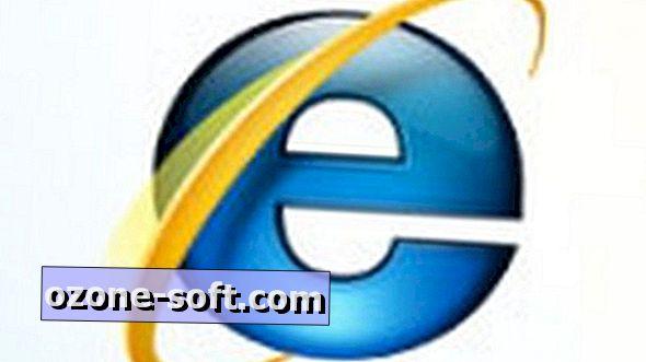 Recherches Web rapides dans Internet Explorer 8