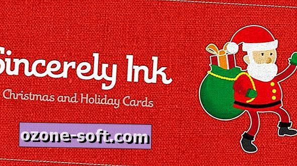 So senden Sie Weihnachtskarten von Ihrem iPad, iPhone oder Android-Gerät