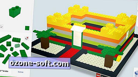 Google बिल्ड के साथ क्रोम में लेगो का निर्माण करें