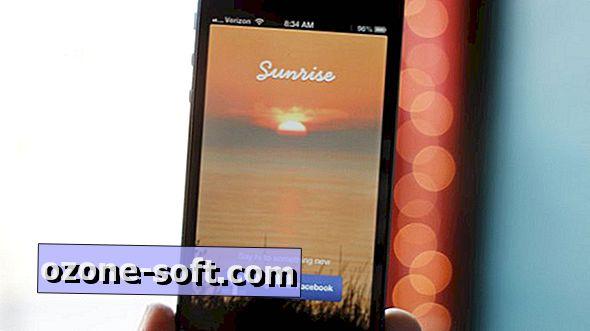 Sunrise е красива, безплатна алтернатива за календар на iPhone
