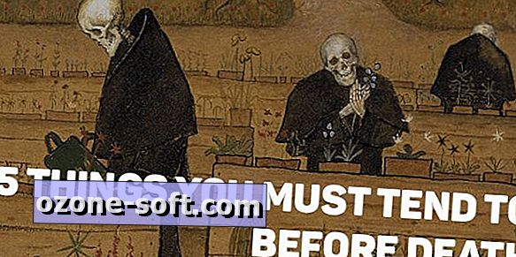 Como lidar com suas contas online antes de morrer