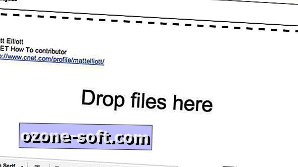 Povucite i ispustite da biste priložili fotografije u Gmailu