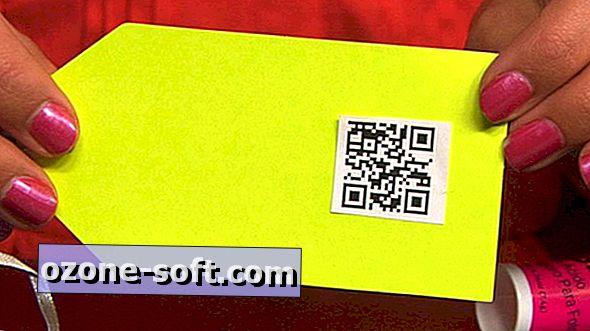 Ako vytvoriť personalizované darčekové značky QR kódov